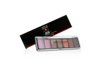 Makeup For Ever Artist Rouge 7 Lipstick Palette - # 1 7x1g/0.03oz