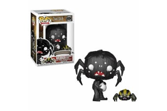 Don't Starve Webber with Spider Pop! Vinyl