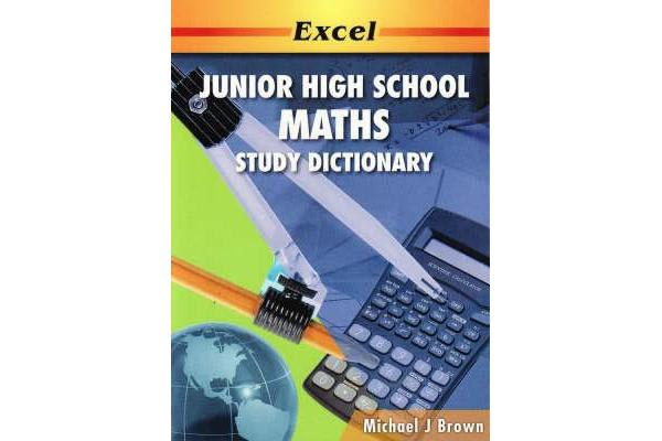 Junior High School Maths Study Dictionary
