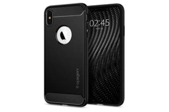 "Spigen iPhone XR (6.1"") Rugged Armor Case"