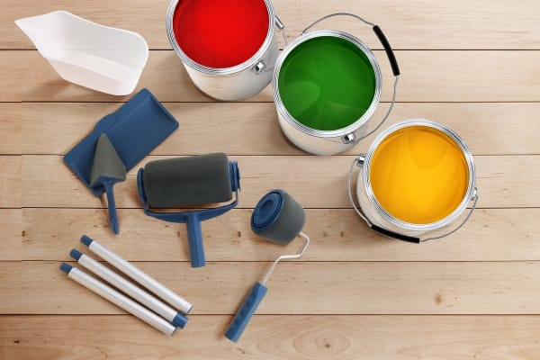 Certa 8 Piece Paint Set
