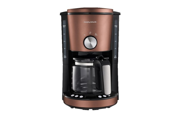 Morphy Richards Evoke Filtered Coffee - Bronze (162523)