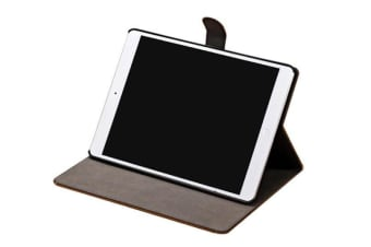 Leather iPad Air 2 Stand Case
