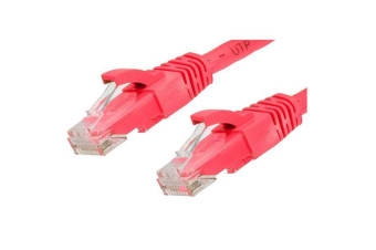 Cat 6 Ethernet Network Cable Red