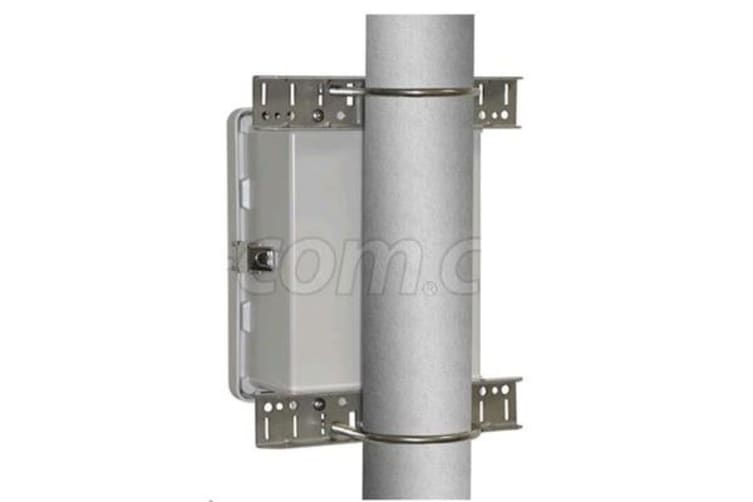 HyperLink Technologies BKT-14 Enclosure Pole Mounting Kit for up to 52mm (2) Poles