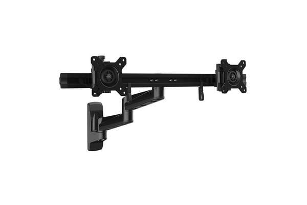 StarTech ARMDUALWALL Wall Mount Dual Monitor Arm - Steel