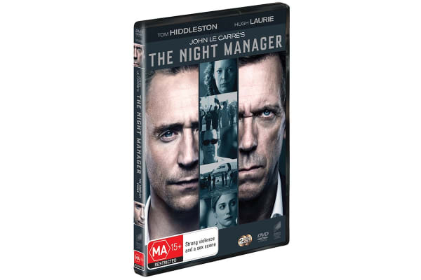 The Night Manager DVD