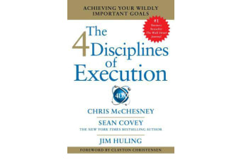 4 Disciplines of Execution - Getting Strategy Done