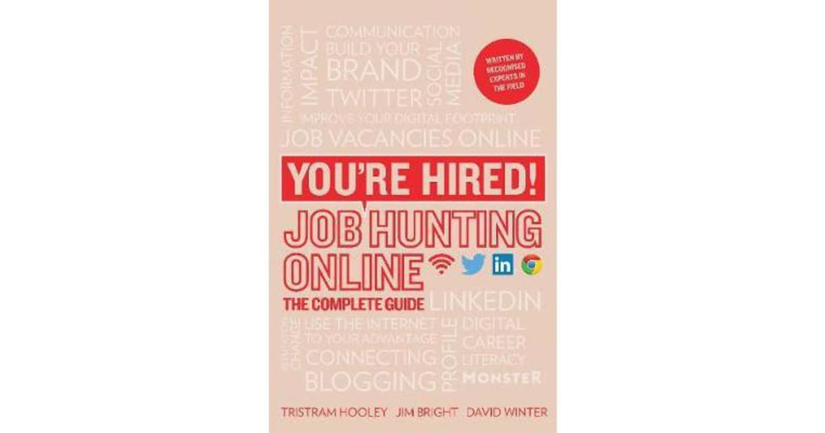 job hunting today is a difficult process The process of job hunting today consist of good brainstorming of the important things you are looking for in a job, finding the jobs, researching and making the final decisions on which job is the best one to go to for the interview.