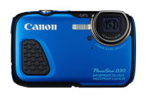 Canon PowerShot D30 Tough Camera