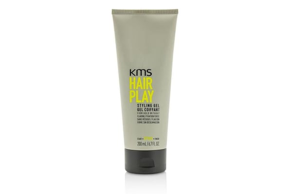 KMS California Hair Play Styling Gel (Firm Hold Without Flaking) (200ml/6.7oz)
