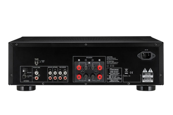 Pioneer 200W 2 Channel Stereo Receiver (SX20K)