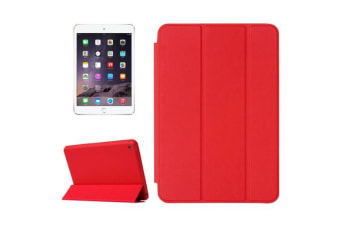 For iPad Mini 4 Case Smart High-Quality Durable Shielding Cover Red