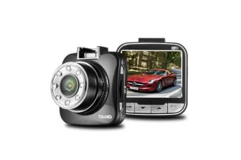 "Full Hd 1080P In Car Dvr Crash Camera Recorder Wifi 2"" Ips Lcd Wide Lens G55W"
