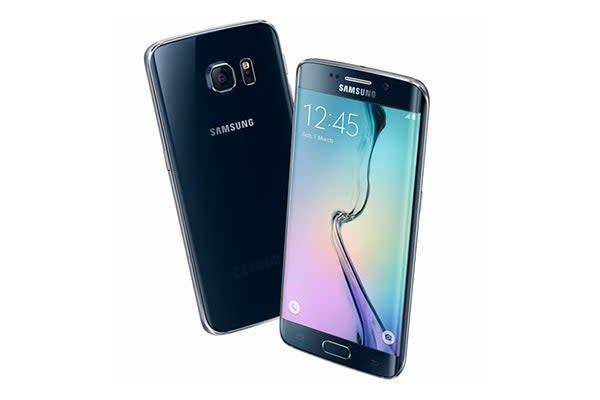 Samsung Galaxy S6 Edge 4G LTE (32GB, Black)