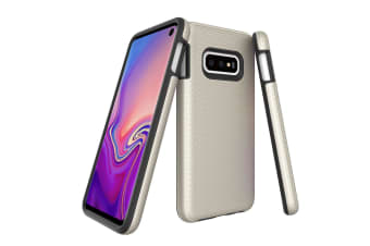 For Samsung Galaxy S10e Case  Armour Gold Protective Durable Slim Phone Cover