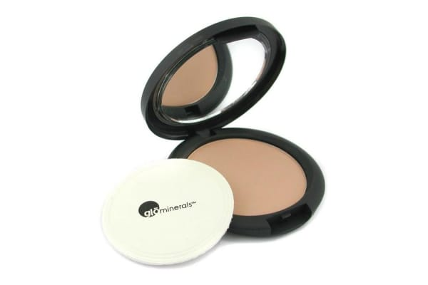 GloMinerals GloPressed Base (Powder Foundation) - Honey Light (9.9g/0.35oz)