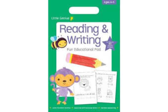 Little Genius Small Pad - Reading & Writing