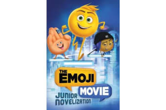 Emoji Movie - Junior Novelization