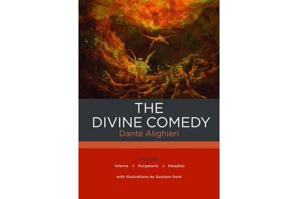 a comparison of the divine comedy and dante alighieris other works How do believing catholics feel about dante's divine is dante's divine comedy illegal in some muslim countries as it shows it is something other than.