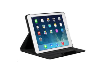 NVS Premium Leather Folio for iPad Mini 4 - Black