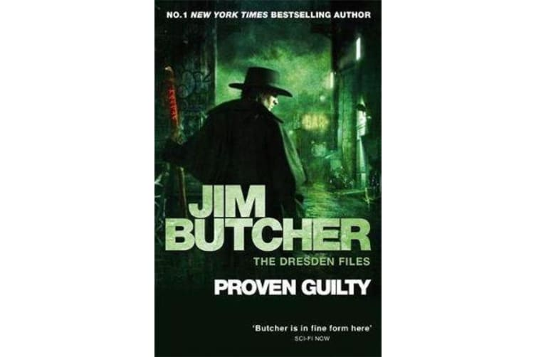 Proven Guilty - The Dresden Files, Book Eight