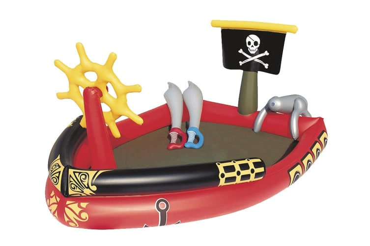 Pirate Theme Play Centre (53041)