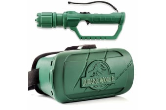 VRSE Jurassic World VR Entertainment System