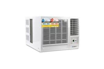Devanti Window Wall Box Air Conditioner 2.6kW (White)
