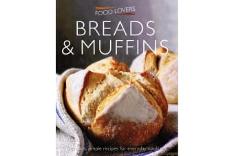 Food Lovers Collection - Breads & Muffins