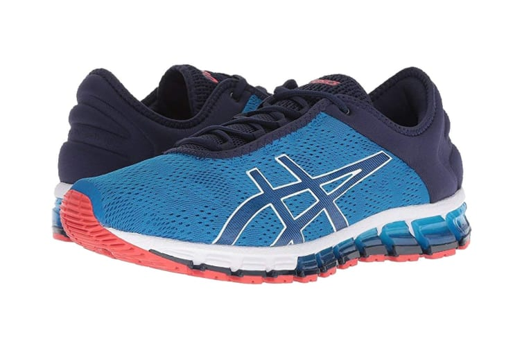 ASICS Men's Gel-Quantum 180 3 Running Shoe (Race Blue/Peacoat, Size 8.5)