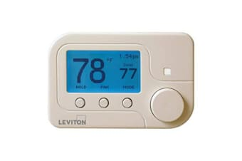 Leviton OMNISTAT2 MULTISTAGE HEAT PUMP WITH HUMIDITY CONTROL - WHITE