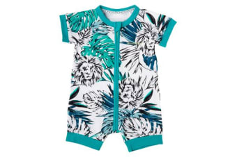 Bonds Baby Wondersuits (Welcome to the Jungle)