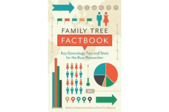 Family Tree Factbook - Key genealogy facts and strategies for the busy researcher