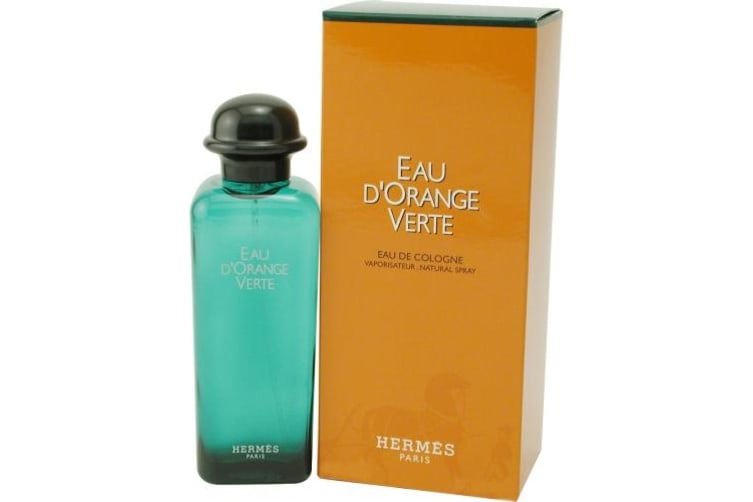 Cologne De Spray Hermes 6oz Vert 50ml1 Eau D'orange bf6Y7yg