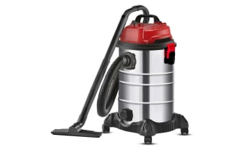 New 30L Wet & Dry Vacuum Cleaner Blower Industrial bagless Drywall