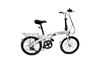 Trinx Folding Bike 20 Shimano 7 Speed Foldable Bicycle DS2007""