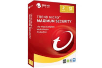Trend Micro TM MAX SECURITY 2017 (1-2 DEV) 12MTH