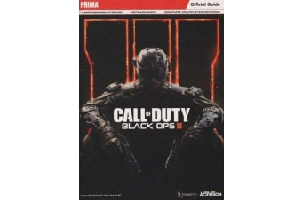 Call of Duty - Black Ops III Official Strategy Guide