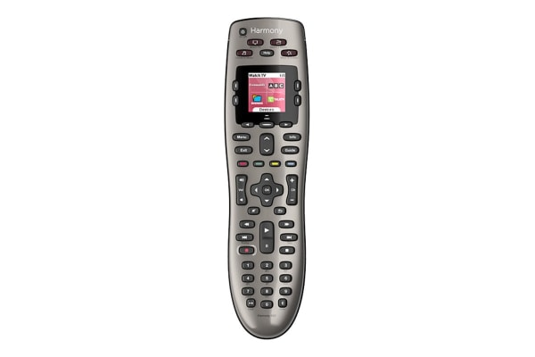 Logitech Harmony 650 Colour Screen TV Remote (915-000173)