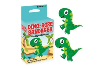 Dino-sore Bandages