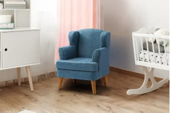 Ovela Kids Armchair - Blue