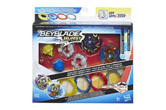 Beyblade Quad Ring Combat Pack
