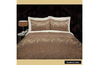 Sunbird Quilt Cover Set by Grand Atelier