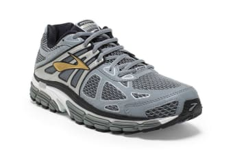 Brooks Men's Beast 14 Shoes (Silver/Black/Gold)