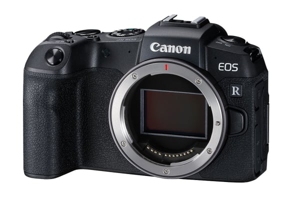 Canon EOS RP Full Frame Mirrorless Camera with 4K video - Body Only
