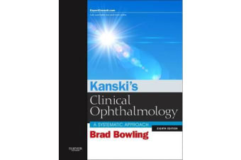 Kanski's Clinical Ophthalmology - A Systematic Approach