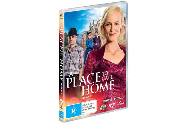 A Place to Call Home: Series Three DVD