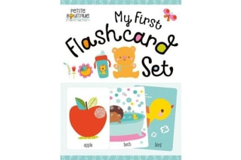 Petite Boutique - My First Flashcard Set