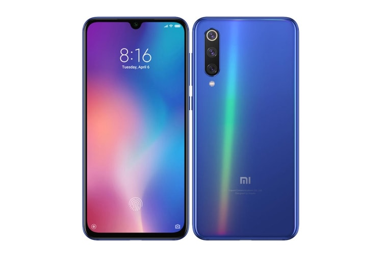 Xiaomi Mi 9 SE (128GB, Ocean Blue) - Global Model